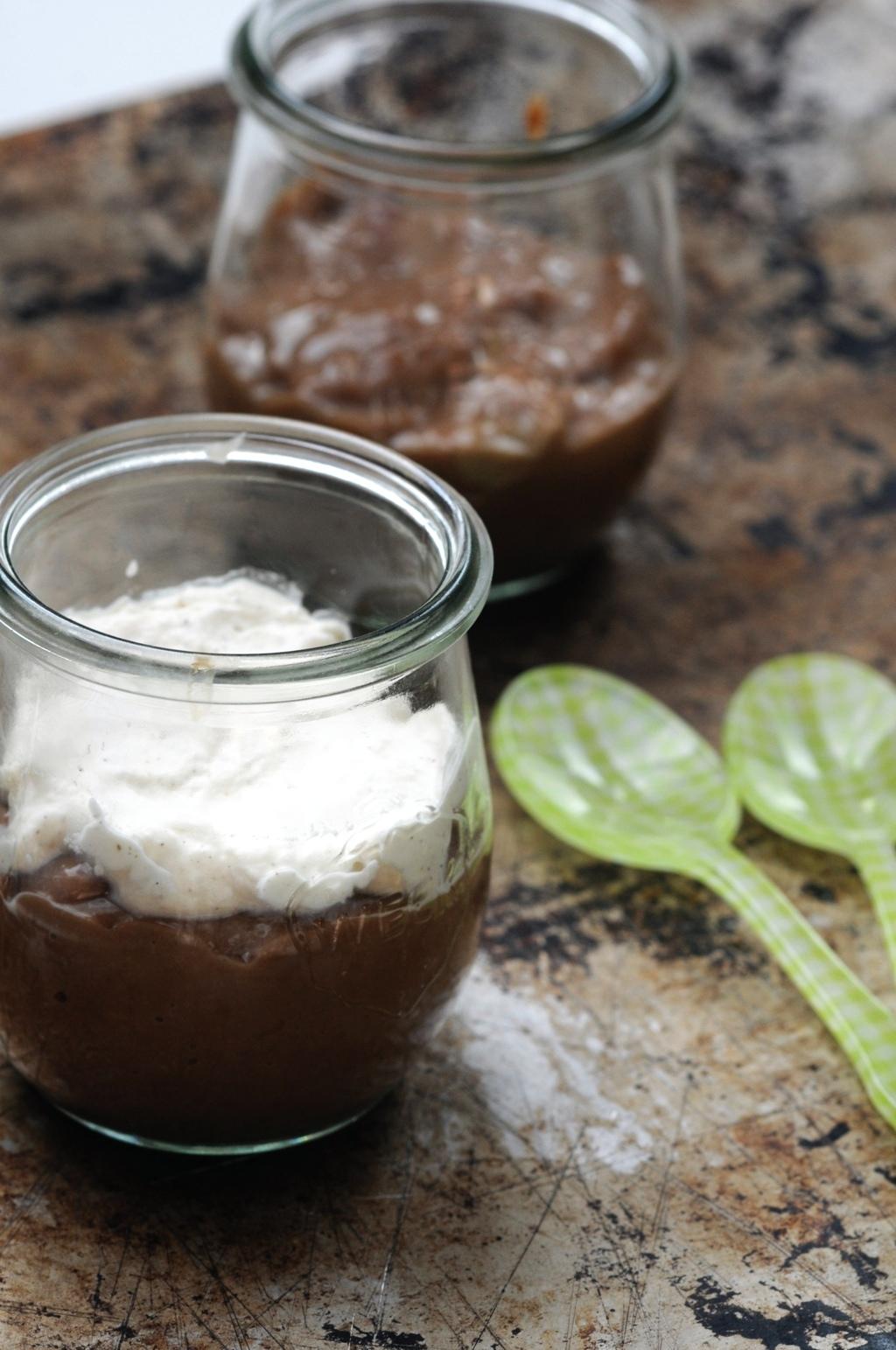 Caffè Latte Pudding