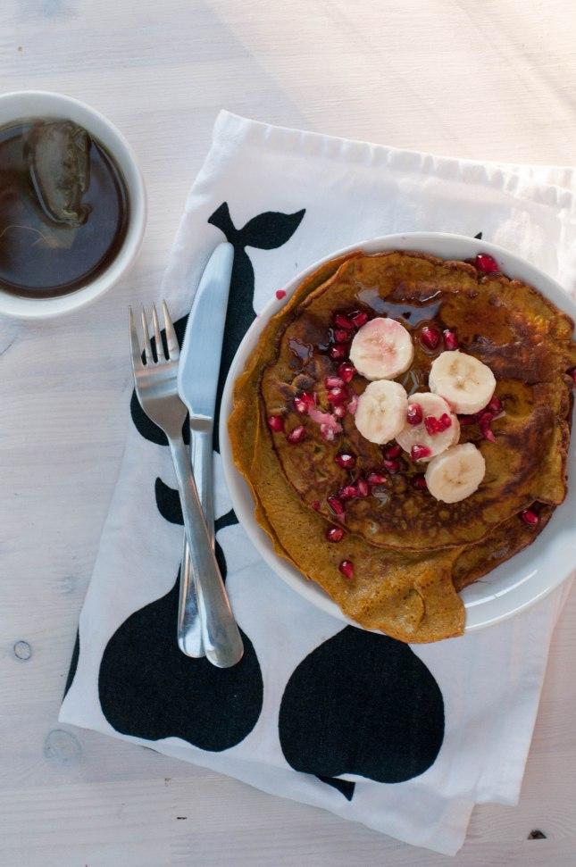20131124-ZAJ_2853Pumpkin pancakes
